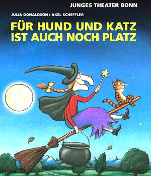 fÜr hund und katz ist auch noch platz | sonntag, 01.03.2015 - 11:00 uhr | deutsches theater