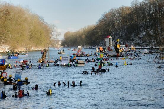 Donauschwimmen Neuburg 2021